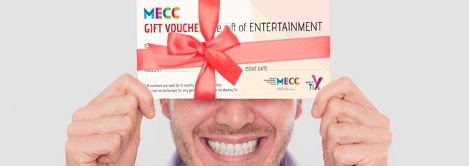 MECC Gift Vouchers