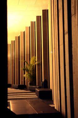 MECC Complex - South Foyer Aspect