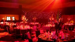Lighting Setup - Weddings
