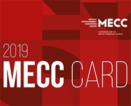 2019 MECC Card