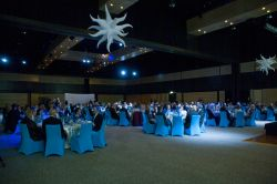 MECC Hall A & Hall B Combined - Dinner/Dance mode