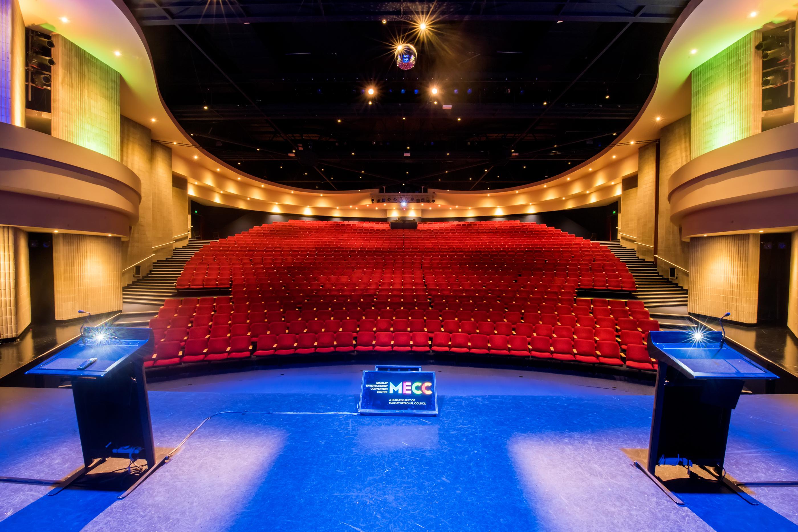 MECC Auditorium